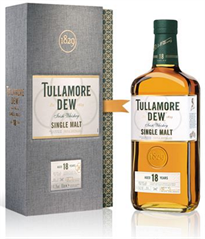 Tullamore Dew Irish Whiskey Single Malt 18 Year 750ml